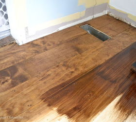 Floors Woodworking Plywood Staining, Diy, Flooring, Hardwood Floors, Home  Decor, Living