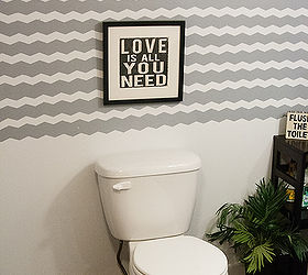 Bathroom Design Easy Quick, Bathroom Ideas, Flooring, Home Improvement,  Painting, Wall
