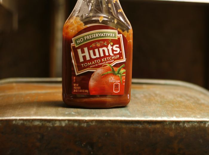 copper cleaning tips ketchup, cleaning tips