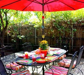 Ordinaire Backyard Color Decor Budget, Decks, Fences, Flowers, Gardening, Outdoor  Living,