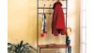 q hat rack log cabin mud room, laundry rooms, shelving ideas, storage ideas, Metal Entryway Storage on amazon com