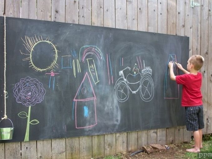 cool ways to spruce up your backyard for your children this summer, outdoor living