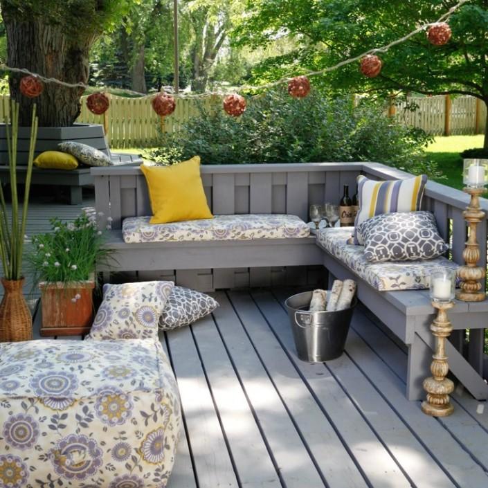 Decks Outdoor Patio Ideas Decor Budget Gardening Furniture Living