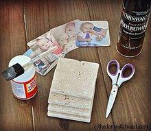diy coasters instagram photos craft, crafts