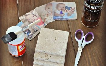 diy coasters instagram photos craft, crafts