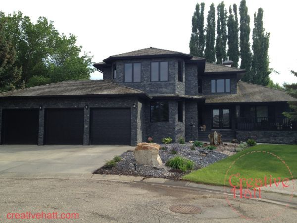 curb appeal front exterior renovation, curb appeal, landscape