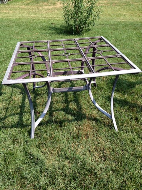 outdoor furniture patio update, outdoor furniture, painted furniture,  patio, You are ready - New Fresh Update For Old Patio Furniture Hometalk