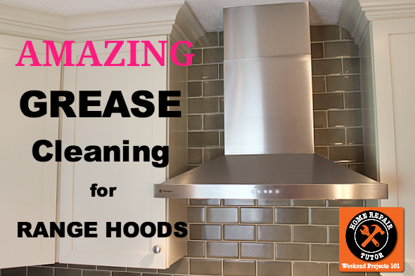Grease Cleaning for Kitchen Hoods | Hometalk on