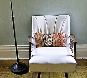 Spray Painting Furniture Vinyl Chair, Diy, Painted Furniture, Painting,  Repurposing Upcycling