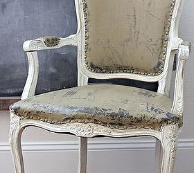 Attractive Painted Furniture Vinyl Chair, How To, Painted Furniture