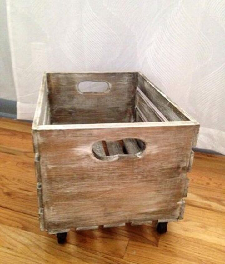 crate storage, home decor, storage ideas, woodworking projects