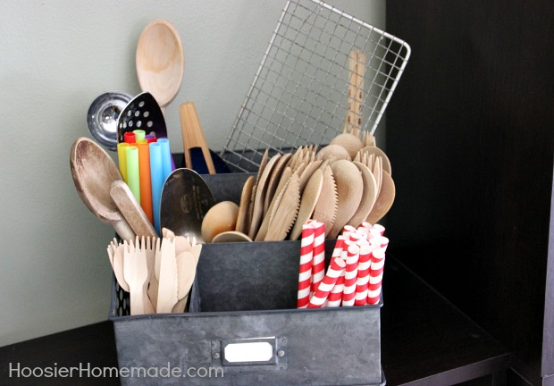 simple organizing for your studio home office and more, home office, kitchen design, organizing, shelving ideas, storage ideas