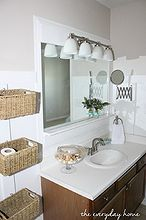 bathroom designs master budget fresh makeover, bathroom ideas, home decor, small bathroom ideas, storage ideas