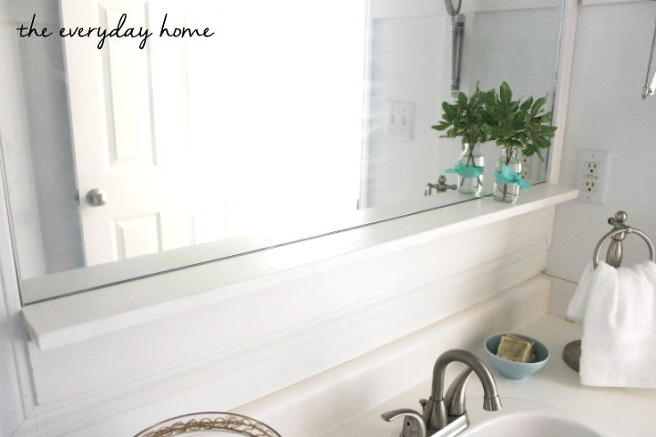 Half Bath Ideas On A Budget: Master Bathroom Fresh Makeover On A Budget