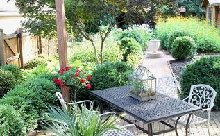 garden guest cottage tour, gardening, outdoor living