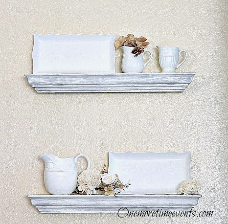 How To Hang Floating Shelves Hometalk Amazing Easy To Install Floating Shelves