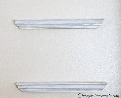 how to hang floating shelves, how to, shelving ideas, wall decor