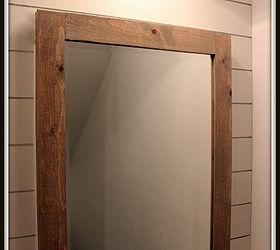 Diy Pottery Barn Inspired Medicine Cabinet, Bathroom Ideas, Diy, Small  Bathroom Ideas,