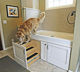 Superb Kitchen Remodel With A Dog Washing Station, Foyer, Home Improvement,  Kitchen Design,