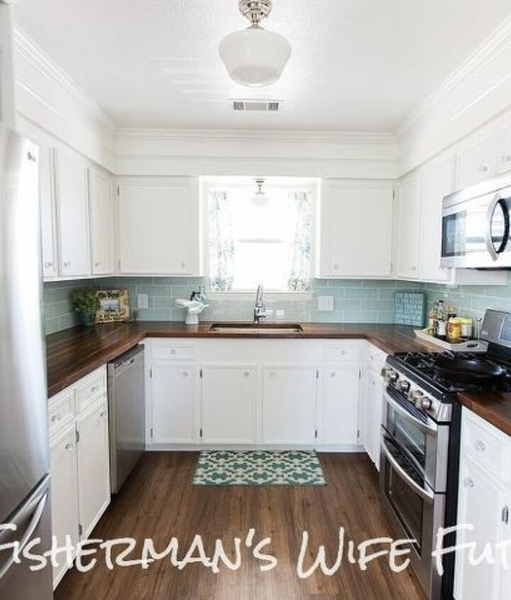 kitchen remodel soffit ceiling, countertops, diy, flooring, hardwood floors, kitchen cabinets, kitchen design, woodworking projects