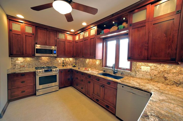 48's Bungalow Granite Kitchen Remodel Hometalk Inspiration Kitchen Remodel Milwaukee Collection