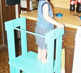woodworking stepping stool budget children diy painted furniture repurposing upcycling woodworking projects & Home Built Stepping Stool for Kitchen Helpers | Hometalk islam-shia.org