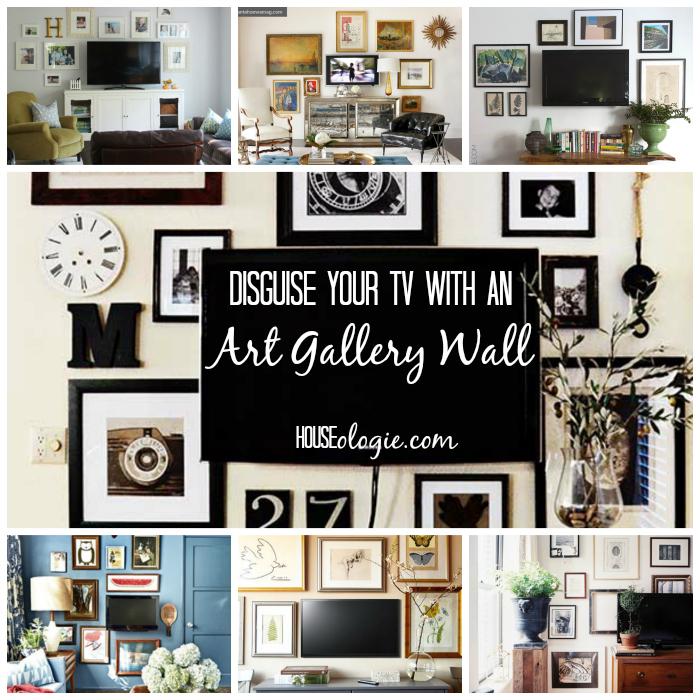 TV Gallery Wall Inspiration | Hometalk