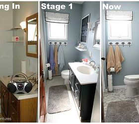 Small Bath Remodels Master Redo, Bathroom Ideas, Home Decor, Small Bathroom  Ideas