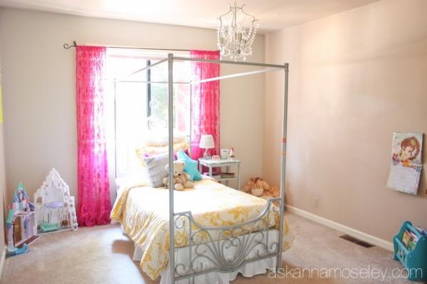 Girl\'s Bedroom Makeover | Hometalk