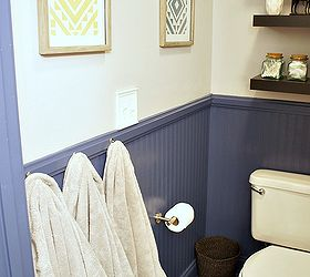Small Bath Remodels Towel Hooks Kids, Bathroom Ideas, Organizing, Wall Decor