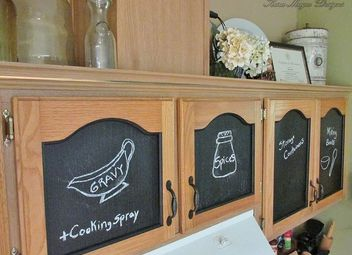 country kitchen chalkboard bathroom makeover hometalk 2755