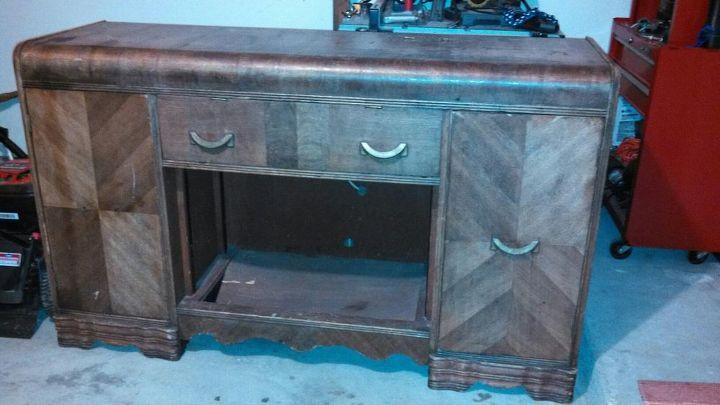 painted furniture vintage cabinet wine cooler, painted furniture