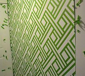 Marvelous Interior Paint Ideas Tape Modern Design, Home Decor, Painting, Wall Decor