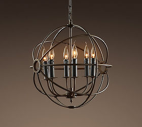 chandelier restoration hardware orb knockoff lighting repurposing upcycling Restoration Hardware Chandelier & Knockoff Restoration Hardware Orb Chandelier | Hometalk azcodes.com