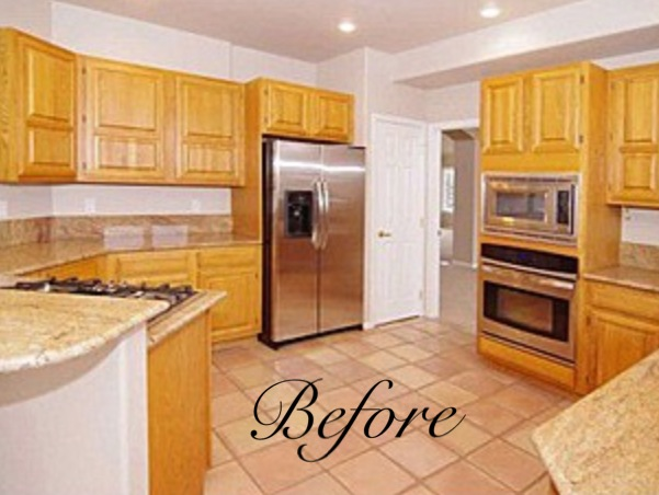 Kitchen Cabinet Redo for $500.00 | Hometalk