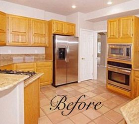Charming Kitchen Cabinets Stain Redo Java Budget, Kitchen Cabinets, Painting