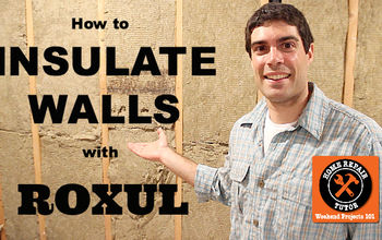 Remarkable Way to Insulate and Protect (Roxul)