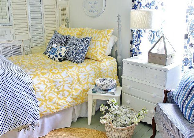 Build a Bedroom Shutter Wall | Hometalk