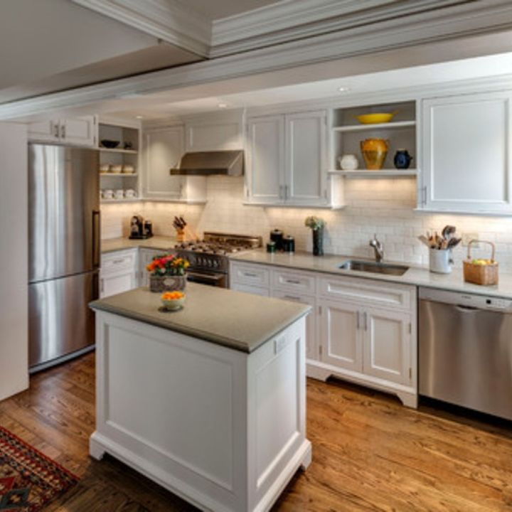 Make A Small Kitchen Feel Ger Hometalk