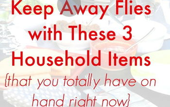 how to keep flies away home items, outdoor living, pest control