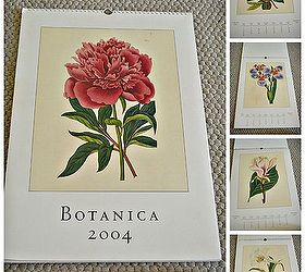 wall art botanical prints dining room ideas home decor repurposing upcycling wall