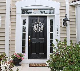 Doors Front Paint Makeover, Doors, ...