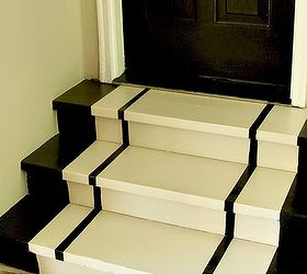 Simple Steps To Painting Steps, How To, Painting, Stairs, These Are The