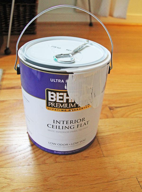 How To Paint A Bathroom Ceiling Hometalk - How to paint a bathroom ceiling