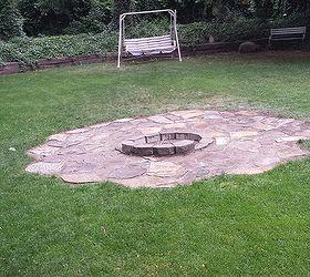 Backyard Ideas Fire Pit Build Patio, Diy, Outdoor Living, Patio, ...