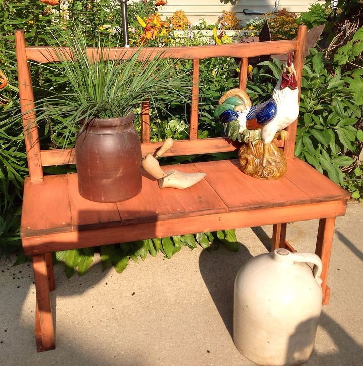 woodworking benches headboard upcycle repurpose, diy, painted furniture, repurposing upcycling