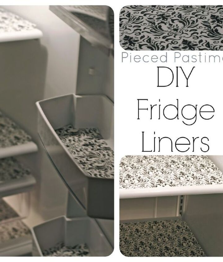diy fridge liners, appliances, cleaning tips