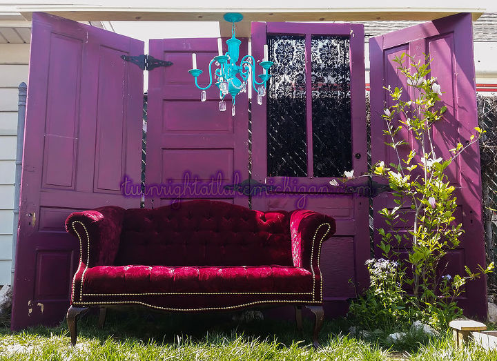 Gypsy Boho Backyard Corner Hometalk