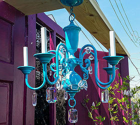 Backyard Ideas Gypsy Boho Fun, Outdoor Furniture, Outdoor Living, Painted  Furniture, Repurposing