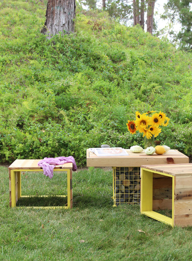 Best Salon De Jardin Moderne En Palette Gallery - Nettizen.us ...